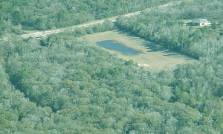 Bud Hadfield Park Aerial View